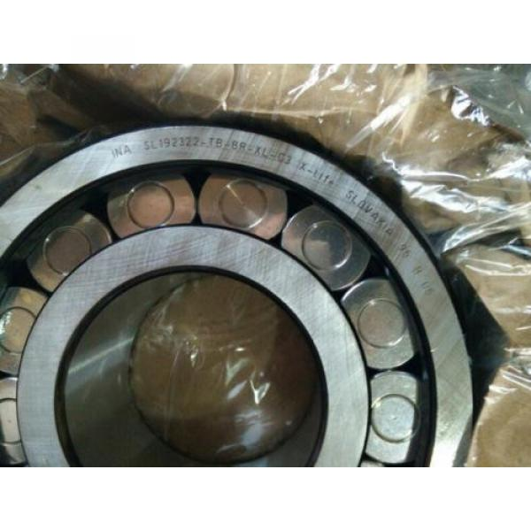 NU 2324 ECMA Industrial Bearings 120x260x86mm #1 image