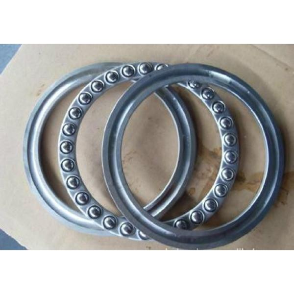 91-20 0311/1-07102 Four-point Contact Ball Slewing Bearing With External Gear #1 image