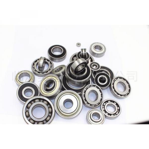 11-160100/1-08103 Four-point Contact Ball Slewing Bearing With External Gear #1 image
