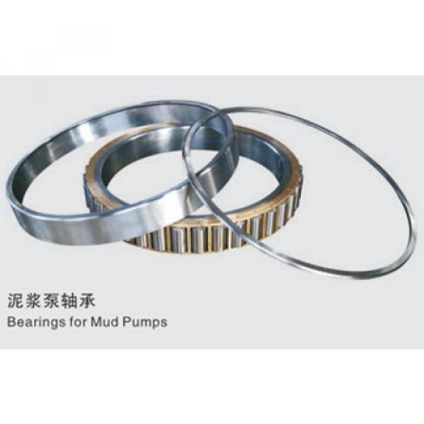 RKS.160.16.1754 Equatorial Guinea Bearings Medium Size Crossed Cylindrical Roller Slewing Bearings Without A Gear #1 image